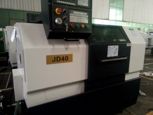 CNC Lathe for Sale (JD40/CK0640) pictures & photos