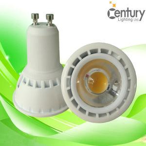 Aluminum Body AC85-265V COB 6W LED Spot Light GU10 pictures & photos