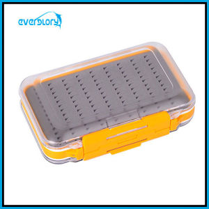 Foam Inserted 100% Water Proof Fly Box Hr Fy001 pictures & photos