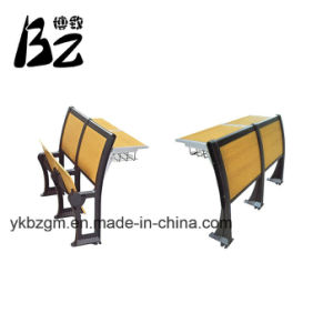 Folded Immovable Desk and Chair (BZ-0100) pictures & photos