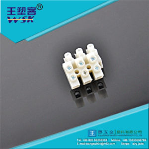 5mm Pitch Wire Terminal Block (PP/PE) pictures & photos