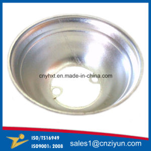 Aluminium Metal Spinning Parts for Lamp Shade, Bowl, Cone, Cowl pictures & photos