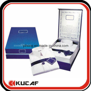 Custom Printed T Shirt /Dress Shirt / Apparet Packaging Box pictures & photos