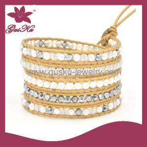 Hot Sale Handmade Shamballa Bracelet (2015 Wvb-034) pictures & photos
