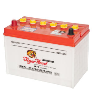 12V70ah N70 with RoHS/Ce/Soncap Dry Charge Car Battery pictures & photos