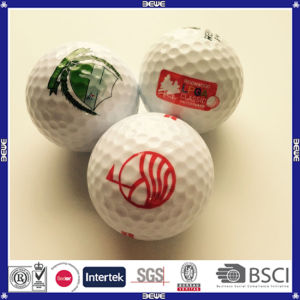 Promotional OEM Logo Cheap Golf Ball pictures & photos