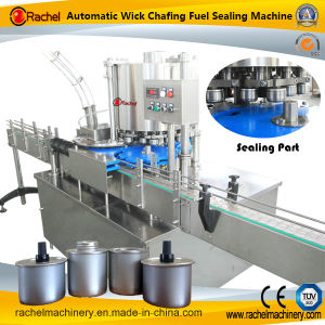 Automatic Wick Chafing Fuel Can Sealing Machine pictures & photos