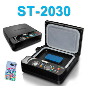 3D Mini Heat Press Sublimation Transfer Printing in Machine St-2030 pictures & photos