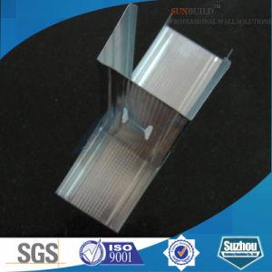 Steel Profile/Light Gauge Drywall Metal Stud Galvanized Profile Steel