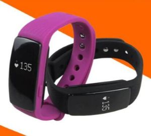 ID107 Heart Rate Smart Bracelet pictures & photos
