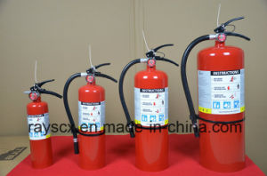 UL Listed Dry Powder Fire Extinguisher pictures & photos