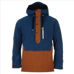 2016 New Development Men′s Pullover Cool Ski Jacket pictures & photos