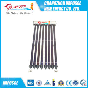 High Quality Vacuum Tube Heat Pipe Solar Collector pictures & photos