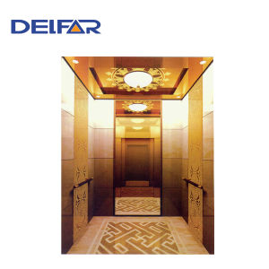 Golden Mirror St. St. Passenger Lift pictures & photos