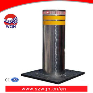 Dubai Market Hot Selling Electric Retractable Bollards with LED Lights