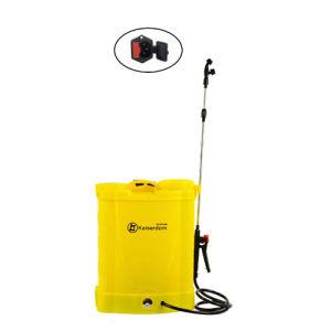20L Knapsack Hand Sprayer Agricultural Backpack Electric Sprayer (KD-20D-008) pictures & photos