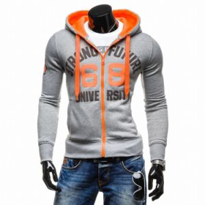Wholesale High Quality Top Fashion Men Printed Hoody pictures & photos