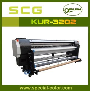 Kur-3202 New Design Roll to Roll UV Printer for Sign pictures & photos