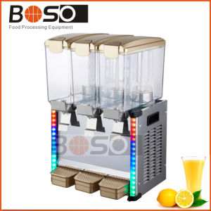 Mixing Spraying Cold Drink Dispenser Beverage or Juice Dispenser