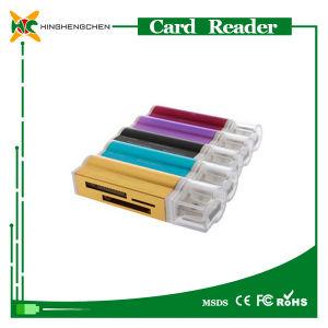 Cheap Aluminum Housing Lighter Models Micro SD Card Reader pictures & photos