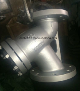 ANSI Standard Y Type Strainer pictures & photos