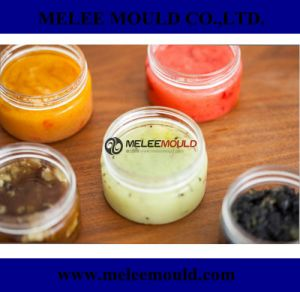 Homemade Face Scrubs Plastic Jar Mould pictures & photos