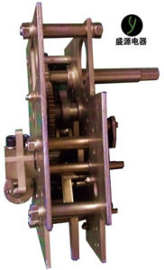 Outdoor Circuit Breaker Mechanism for Control and Protection 003