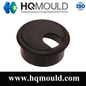 Black Plastic Desk Grommet Injection Mould pictures & photos