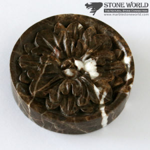 Black Marble Carving for Home Decoration/Art Collection (SC-008) pictures & photos