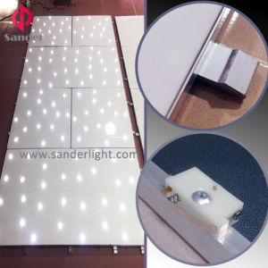 Wedding Dance Floor Used LED Dance Floor for Sale Starlit Dance Floor pictures & photos