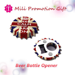 Custom High Quality Round Type Multifunctional Beer Drink Bottle Opener pictures & photos