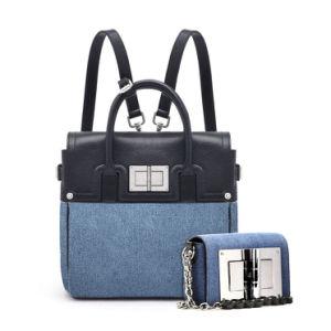 New arrival fashion Jeans backpack women tote Handbag(JD-5)