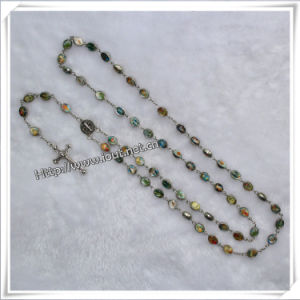Newst Religoius Beads Rosary with Box (IO-cr323) pictures & photos