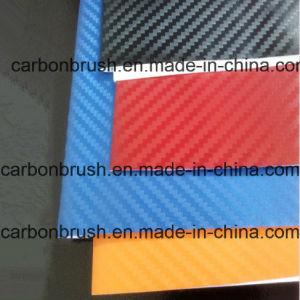 Supplying 3D Carbon Fiber Film, Various Color Carbon Fiber pictures & photos