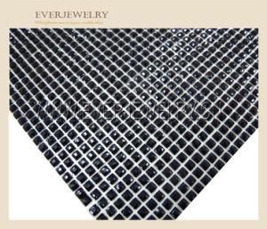 24*40 Women Wholesale Hot Fix Bling Diamond Rhinestone Mesh for Shoes Bags Belt pictures & photos