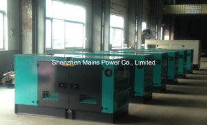 22kVA 17.6kw Standby Power UK Engine Diesel Generator Set pictures & photos