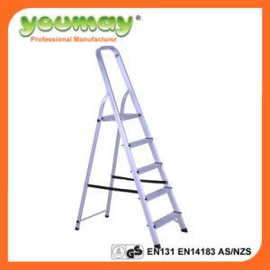 Aluminum Folding Ladder Af0306A/ 6 Step/Folding Ladder/a Product Ladder