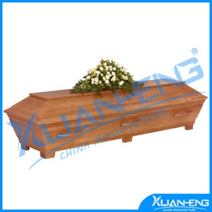 Wholesale American Style Wooden Casket Beds pictures & photos
