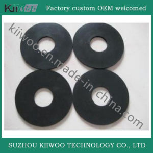 High Quality Customer Flat Silicone Rubber Gaskets pictures & photos