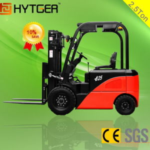 2.5ton Powered Battery AC Forklift (CPD25FT) pictures & photos