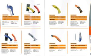 Flexible Sliding Utility Knives with PP Handle pictures & photos