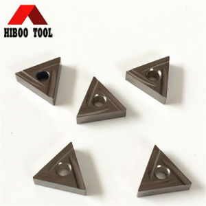 High Performance China Carbide Turning Inserts for Steel pictures & photos