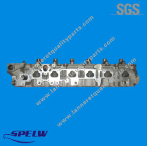 Bare Cylinder Head for Toyota Fzj80 pictures & photos