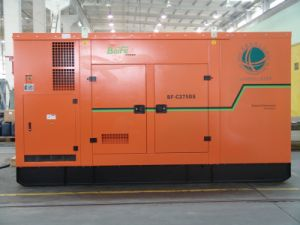 Bf-C275ds Baifa Cummins Series Soundproof/Silent Diesel Generator Set