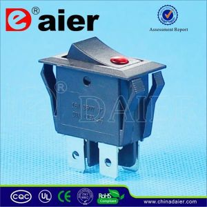 4pin on-off Rocker Switch 16A 250V pictures & photos