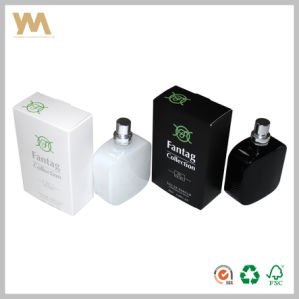 Wholesale Custom Printed Paper Perfume Packaging Box pictures & photos