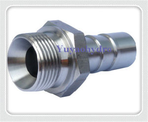 Bsp 60 Deg Cone Hose Barb Hose Fittings pictures & photos