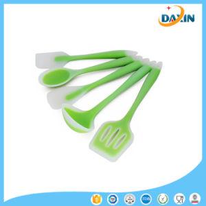 Translucent Cream Butter Brush Silicone Spatulas Scraper Cook Kitchenware pictures & photos