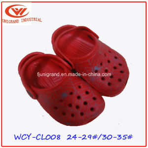 Hot Selling Children EVA Clogs Garden Shoes for Kids pictures & photos