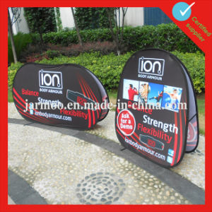 Advertising Pop up a Frame Fabric Display Banner pictures & photos